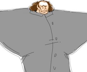 wow um curly giant russian dude wants hug