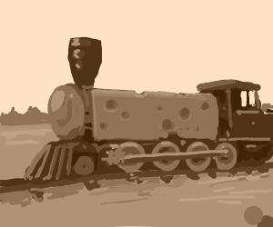 cheese-train