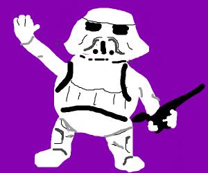stormtrooper stops you