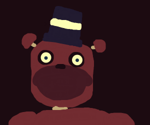 That bear from five nights at freddy's