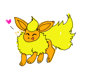 Flareon loves you!