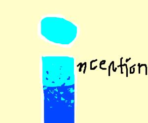 Inception i (lowercase)
