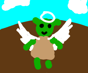 Angelic shrek