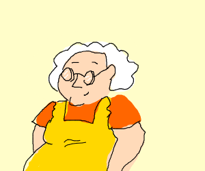 Granny from Courage the Cowardly Dog