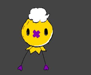 Drifloon but he's yellow