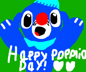 Happy Popplio day!