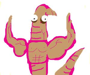 beefy worm