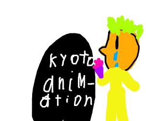 RIP Kyoto animation