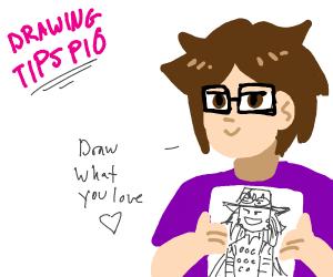 drawing tips p.i.o