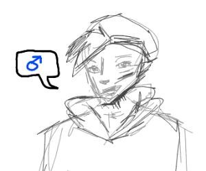 a SKETCHY guy ;o)