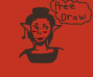 It's . . . The Friday Night Free Draw!