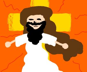 jesus has arrived
