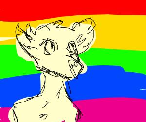 Gay Wolf Furry