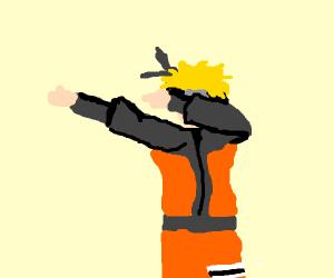 Naruto Dabbing