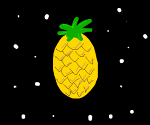 Space Pineapple