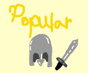 Most Popular Knight