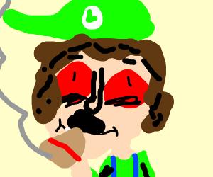 Weird Luigi?