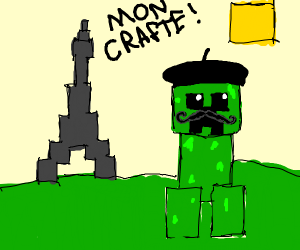 French Minecraft