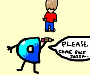 JAZZA PLEASE COME BACK