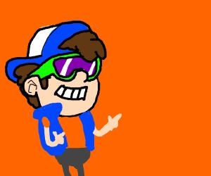 The cooler Dipper