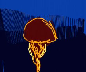 Fire Jellyfish