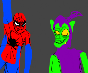 Spider-Man vs. Green Goblin