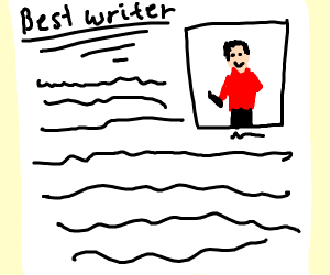 The Best Writer