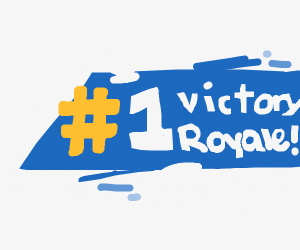 #1 Victory Royale!