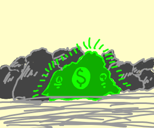 Money rock. Really?wtf.