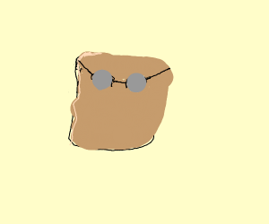 Bread with Glasses