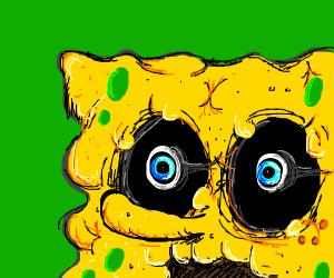 SpongeBob's thirst is real!