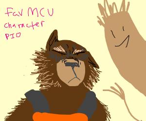 Favorite MCU Character PIO (Doctor Strange)