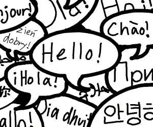 saying hello in other languages