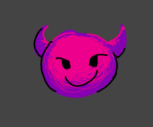 Demon emoji