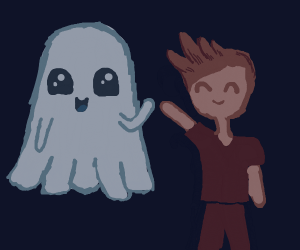 High-Fiving Ghosts