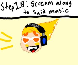 Step 9: Suddenly SUSPENSEFUL MUSIC
