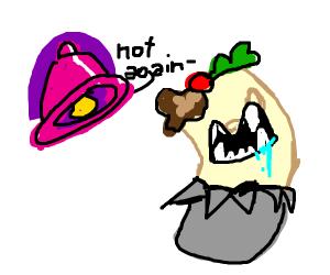 Taco bell burrito beast