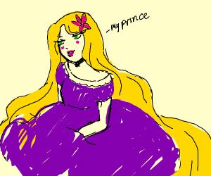 Romantic Rapunzel