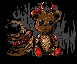 Satanic Teddy Bear Picnic