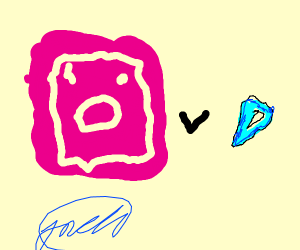 Instagram vs. Drawception