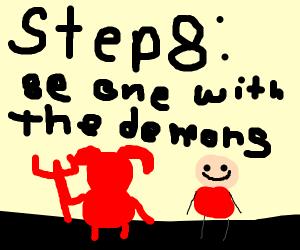 Step 7: Embrace the agony
