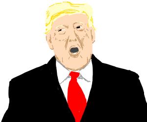 Trump is unique, apparently.