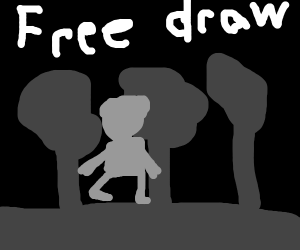 Consider this a free draw-first game.