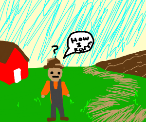 Newbie farmer