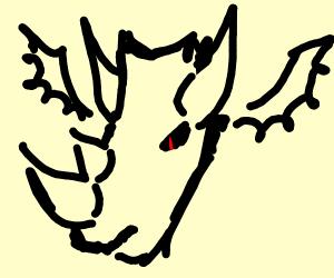 Demon rhino head