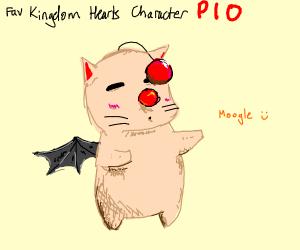 fav kingdom hearts character pio