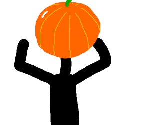 Pumpkin Guy!!!!!!