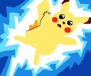 When u let pikachu fix cables