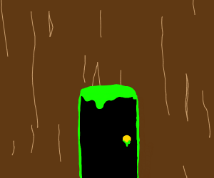 tree door slime
