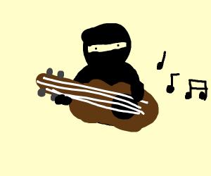 Ninja Musician
